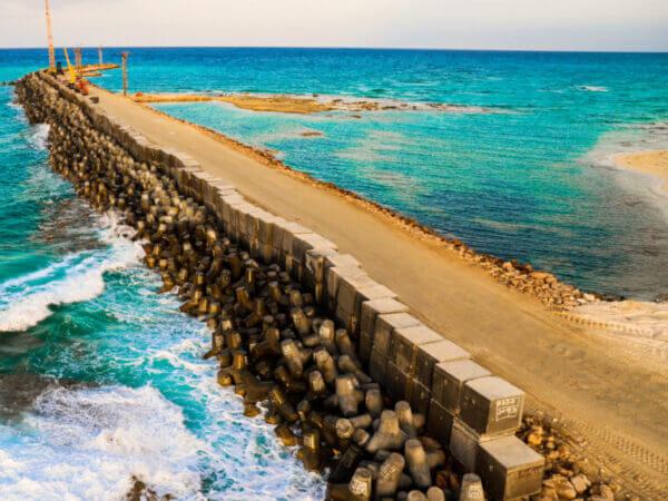 Dabaa Marine port