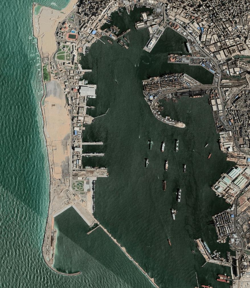Alexandria Marine Port